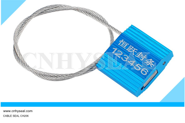 High Security Cable Seal CH206-1.8