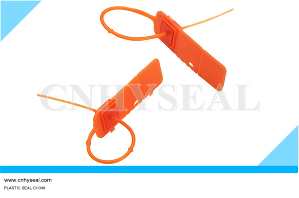 Plastic Security Seal CH308